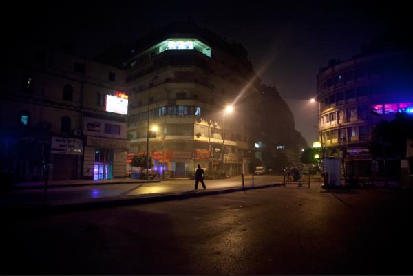 Midan Bab El Louk, Cairo 2011